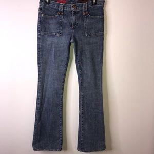 """AG Adriano Goldschmied """"the Logic"""" Jeans 28R"""